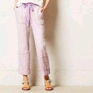 Hei Hei | 100% Linen Pants